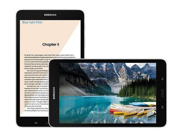 2. Samsung Tab A