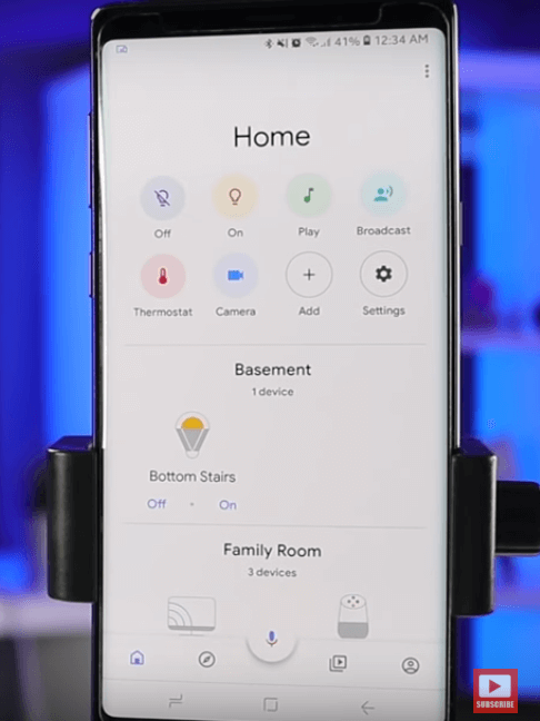 How to Connect Google Home to Samsung Smart TV (Simple Guide)