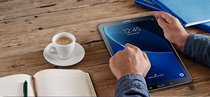 3.2 Samsung Galaxy Tab A, Black, 10.1