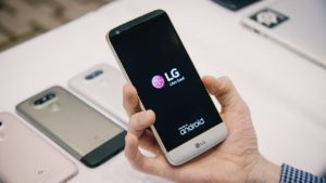 What Is LG's 5G-Ready Smartphone?
