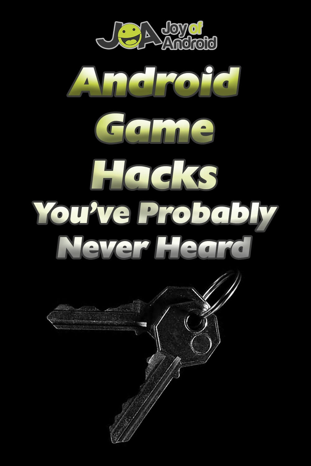 Android Game Hacks: Social media picture