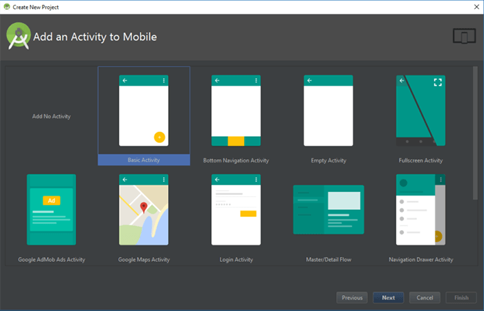 Activity - What is Android Studio