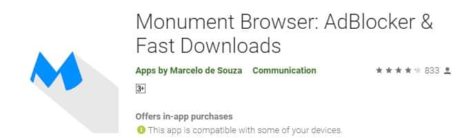 Android-go-lightweight-lite-app-monument-browser