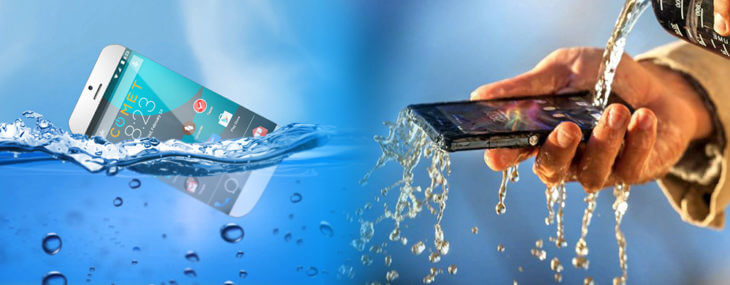 waterproof smartphones