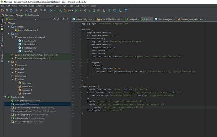 Gradle - What is Android Studio