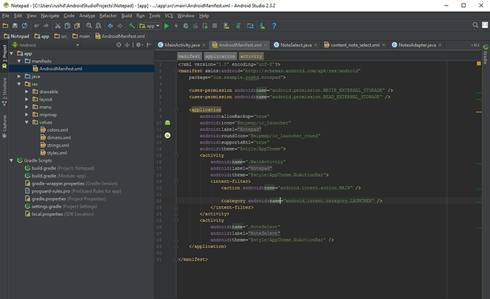 Important Folders - What Is Android Studio