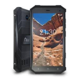 NUU Mobile R1 waterproof smartphone