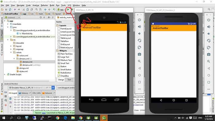 Run Your App - Step 7 - What is Android Studio