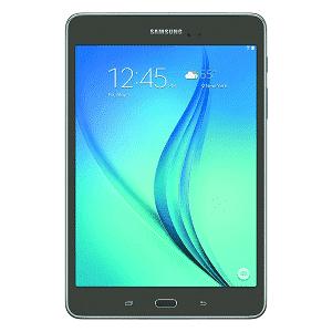 Samsung Galaxy Tab A - Smoky Titanium (Certified Refurbished)