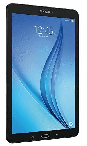 "Samsung Galaxy Tab E 16GB 9.6"" (Certified Refurbished)"