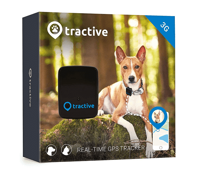 Tractive GPS Device