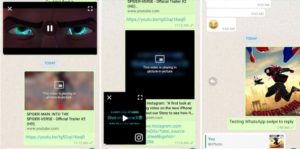 Picture-In-Picture Feature In WhatsApp