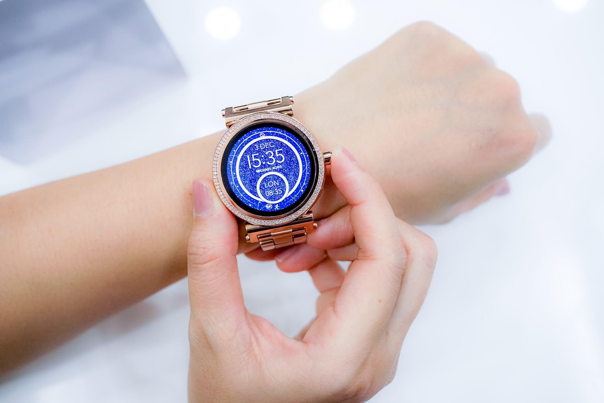 Fossil Gen 4 Rose Quartz Smartwatch