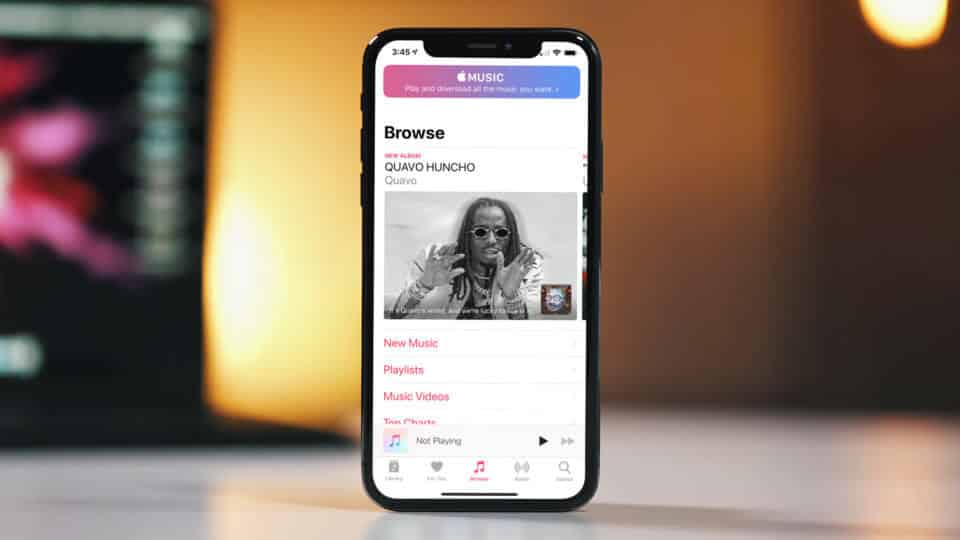 Apple Music Hints At Chromecast Support