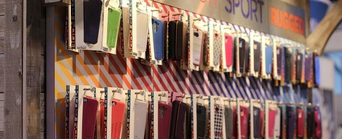 Mall Booth Phone Case