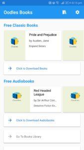 50000 Free eBooks & Free AudioBooks Oodles
