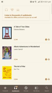 How to read books on android for free