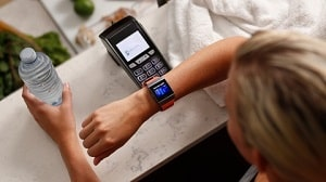 Pay with Smartwatch Gpay
