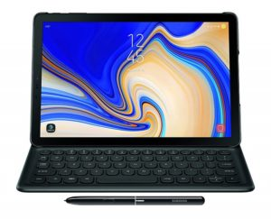 keyboard cover galaxy tab s4