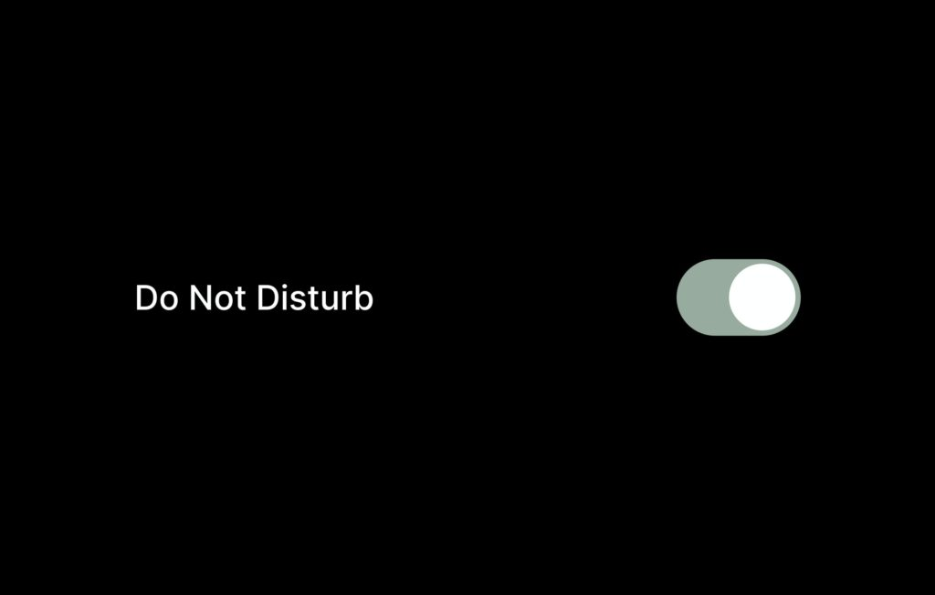 "8 ways to fix the ""Do Not Disturb"" feature that keeps turning on"