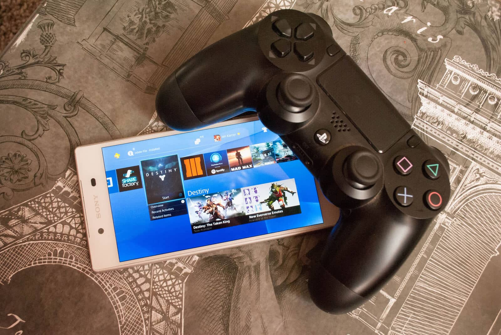 PS4 Remote Play Available On Android Devices