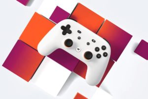Stadia Wi-Fi Connected Controller