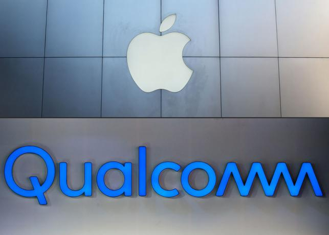 Qualcomm And Apple Finally Settle Years-Long Patent Dispute