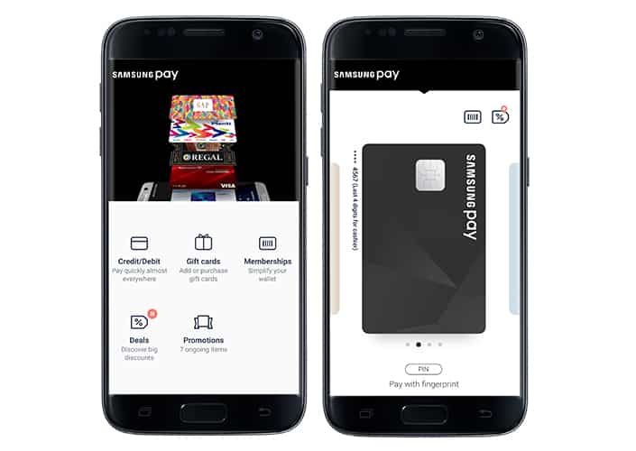 Add Credit Card - How to Use Samsung Pay