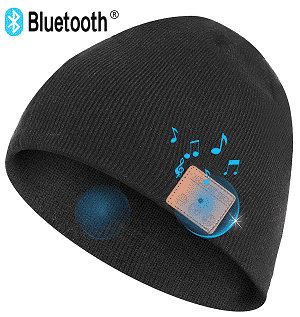 Beanie Bluetooth Headset
