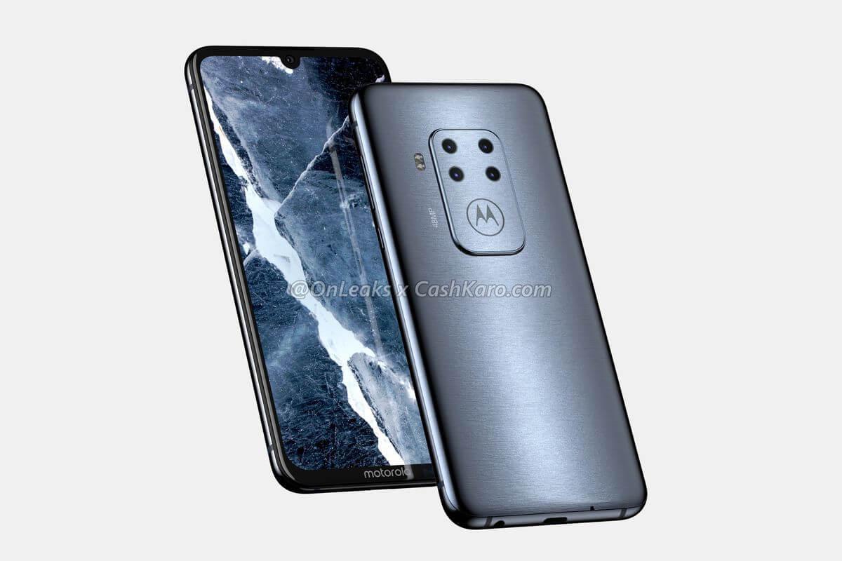 Motorola Smartphone Features Four Insane Cameras Leaks