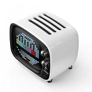Divoom Tivoo Retro Bluetooth Speaker Box