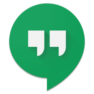 Google Hangout App (FaceTime Alternative)