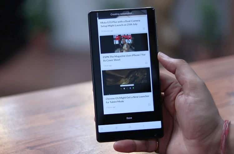 """Adding Scrolling Screenshots Feature To Android Is """"Infeasible"""" Says Google"""