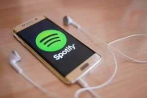 Spotify Report Users Growth