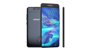 Samsung Galaxy A90 360-Degree View