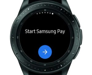 SmartWatch - How to Use Samsung Pay