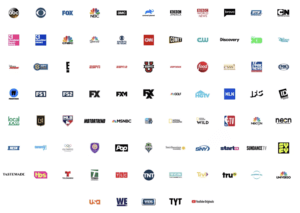 YouTube TV's New Channel Lineup