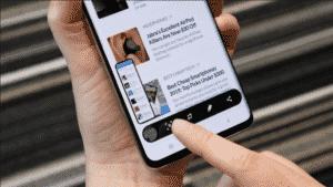 Big OEMs Like Samsung Already Have The Scrolling Screenshots