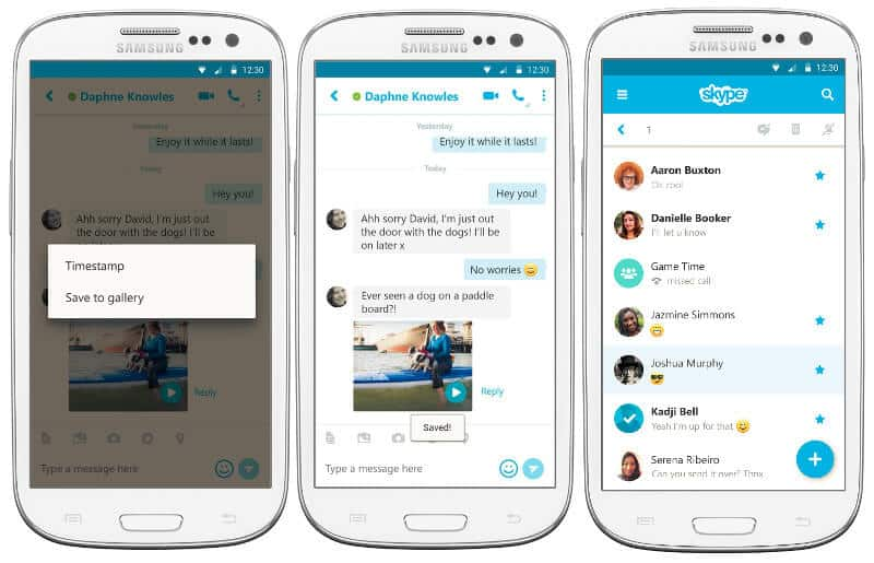 Skype For Android Bug: Automatically Answers Calls, Microsoft Already Working On A Fix
