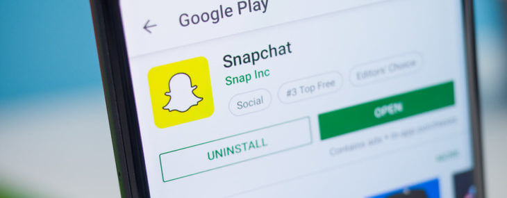 Snapchat Revamped Its Android App To Be Faster And Better Working