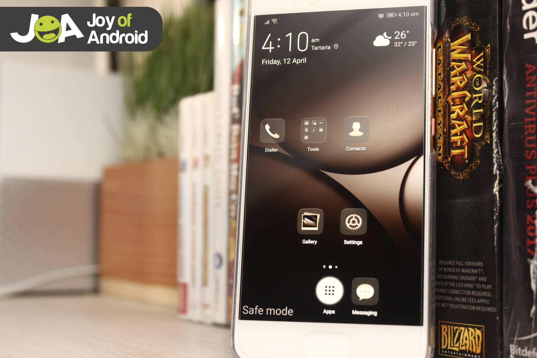 android safe mode smartphone huawei phone joy of android