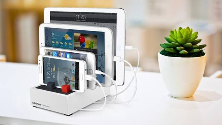 7 Best Tablet Charging Station for Home and Office