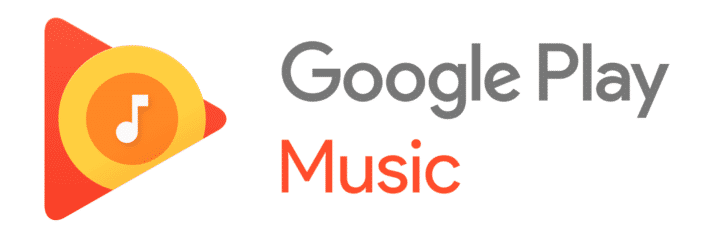 Google Play Music App Logo