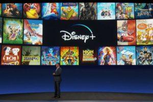 Disney+ App Demo