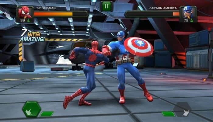 Amazing Fights