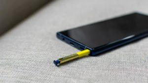 Samsung Galaxy Note 10's Surprising Design Change