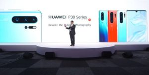 Huawei's P30 Series' Availability In The US Market