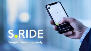 Sony Launches S.Ride App In Tokyo Tuesday