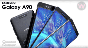 Samsung Galaxy A90 Preview