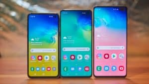 Samsung Galaxy S10 Affected By The Same Issue